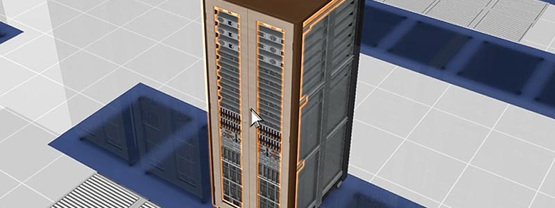 nupsys, nuviz, 3d visualization, infrastructure, data center, for enterprise, carriers and government